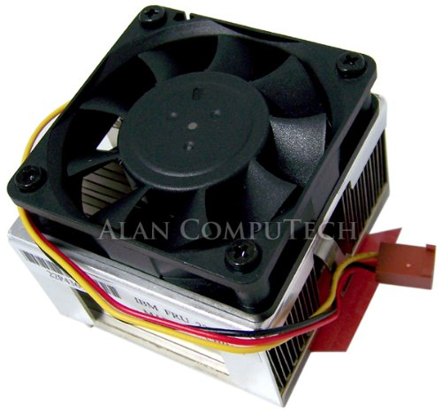 (IBM PIII xSeries HeatSink And Fan 22P4370 )