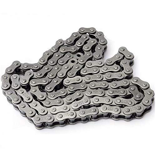 Cacys-Store - New Arrival Roller Chain Single Strand Pitch 25H 04C Industrial Roller Chain