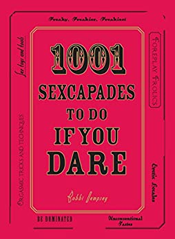 1001 Sexcapades Do You Dare ebook product image