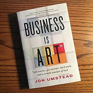 Business Is Art Audiobook
