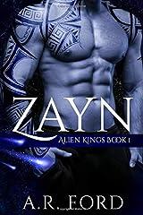 Zayn (Alien Kings) Paperback
