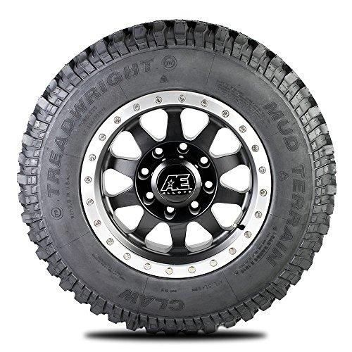 TreadWright CLAW M/T Tire - Remold USA - LT 245/75R16 E Premiere Tread Wear (40,000 miles) by TreadWright (Image #2)