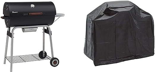 Landmann 31421 Barbecue Charbon Tonneau Black Taurus 660
