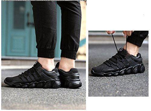 Absorbing Women's Fashion Running Mountaineer Air Low Trekking Travel Climbing Fitness Shoes Gym Shock Sports Black Tech Shoes Outdoor skid Hiking Anti aawdrz
