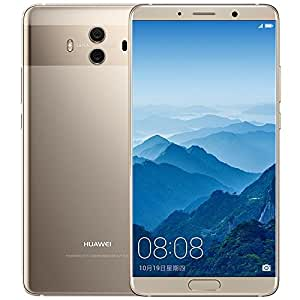 Huawei Mate 10 ALP-AL00 6GB+128GB 5.9 inch EMUI 8.0 (Android 8.0) Hisilicon Kirin 970 Octa Core + i7 up to 2.36GHz WCDMA & GSM & FDD-LTE (Champagne Gold)