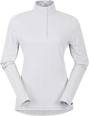 Kerrits Kids Encore Long Sleeve Show Shirt