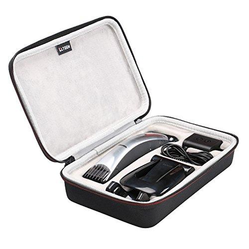 LTGEM EVA Hard Case for Philips Norelco Bodygroom Series 7100 BG2040 - Travel Carrying Storage Bag