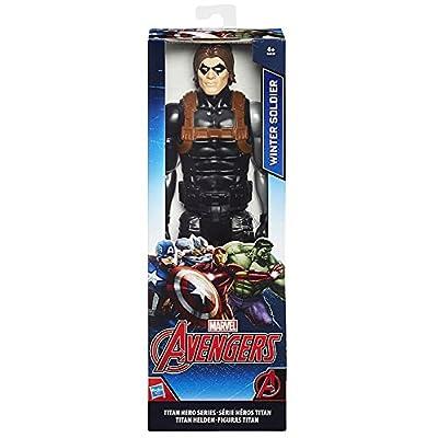 Avengers b6661eu40–Vignette Avengers 2016Titan Personnage, 30cm, modèles assortis