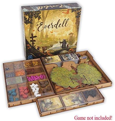 docsmagic.de Organizer Insert for Everdell Box - Encarte: Amazon.es: Juguetes y juegos