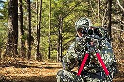 BOG-POD RLD-2 Shooting Stick Bipod
