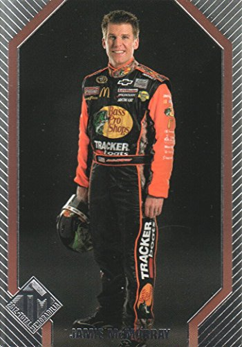 2012 Press Pass Total Memorabilia NASCAR Racing #22 Jamie McMurray