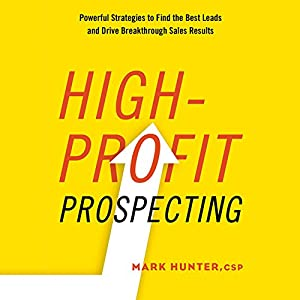 High-Profit Prospecting Audiobook