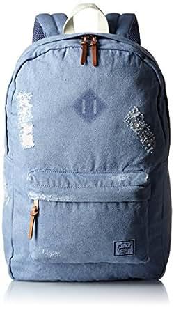 Herschel Supply Co. Men's Heritage Backpack, Faded Denim, One Size