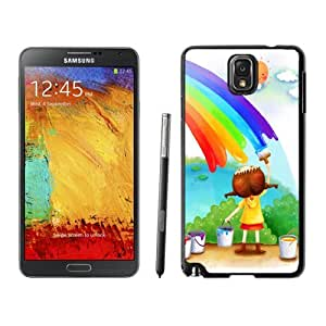 New Personalized Custom Designed For Samsung Galaxy Note 3 N900A N900V N900P N900T Phone Case For Cartoon Childrens Day Illustraction Phone Case Cover