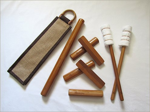 Bamboo-fusion Chair Stick Set Bamboo Fusion