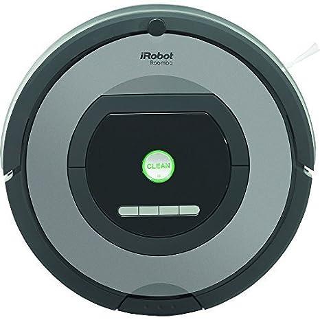 iRobot Roomba 772 Robot Aspirador, Alto Rendimiento de ...