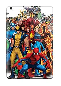 Premium SMF6760OxdK Cases With Scratch-resistant/ Marvel Universe Cases Covers For Ipad Mini