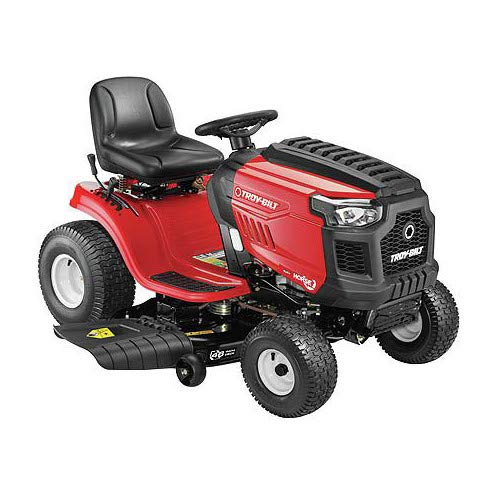 Troy-Bilt 13WX79BT011 46 in. Horse Riding Mower with 20.0 HP Kohler Courage Engine and Hydrostatic Transmission