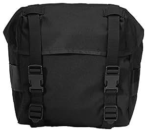 Rothco Enhanced Nylon Butt Pack, Black