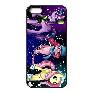 Customize Cartoon My Little Pony Back Cover Case for iphone 5,5S JN5S-1715