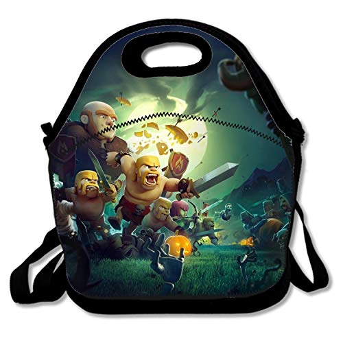 Universal Sleeve Holiday Halloween Clash Of Clans Lunch