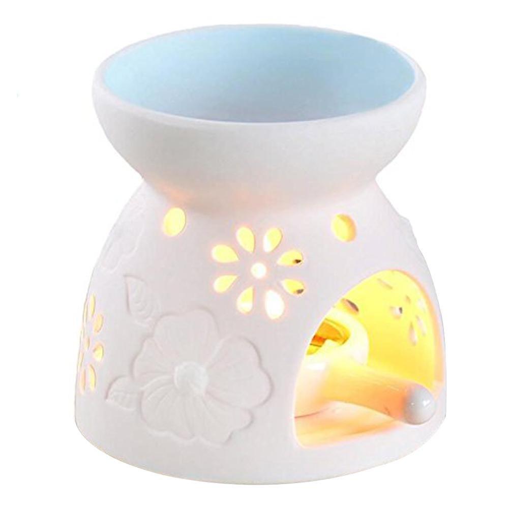 Househome Creativa lampada aromatica, lampada per aromaterapia; bruciatore di'incenso; forno per candela,Lampada a olio essenziale per aromaterapia con bruciatore a candela