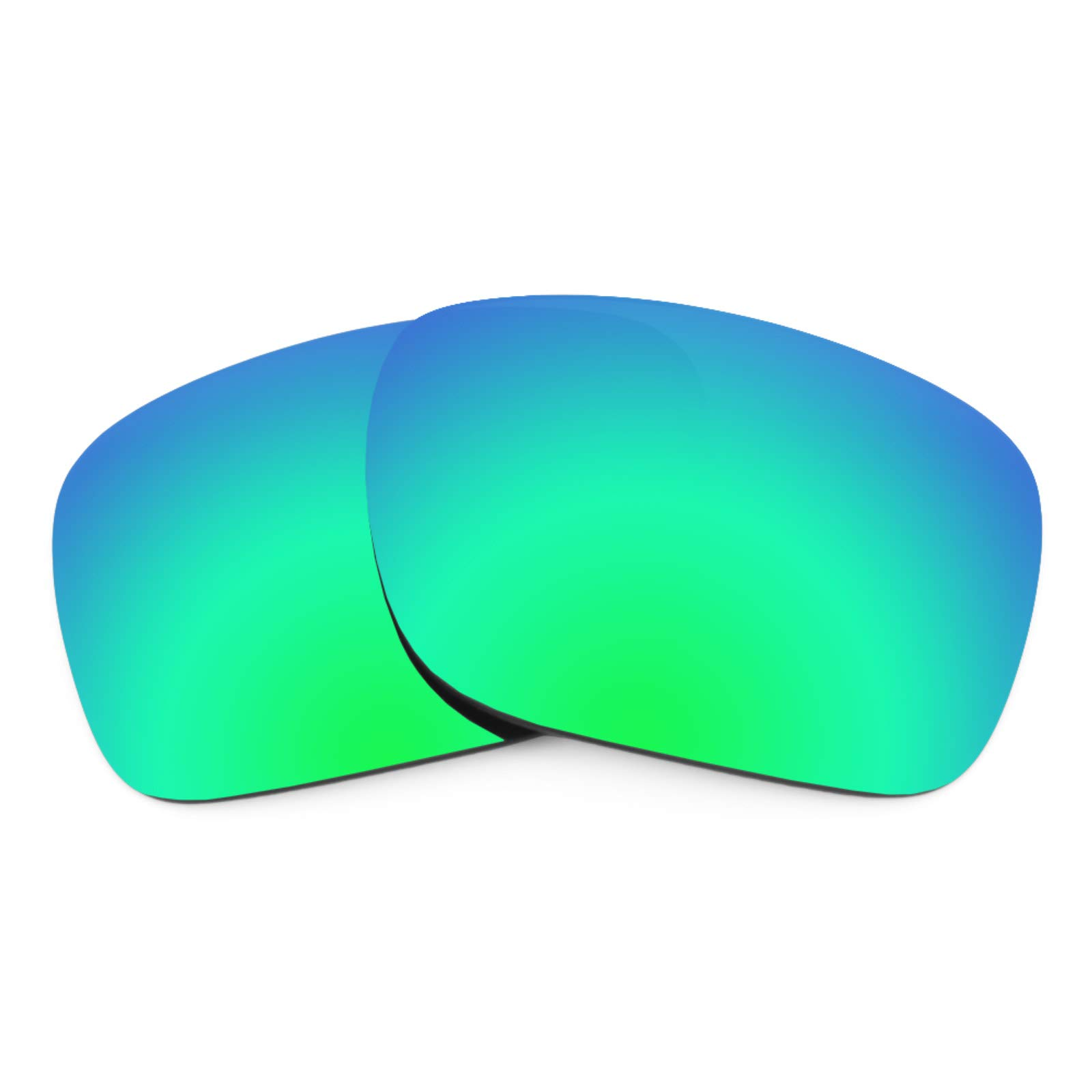 Revant Polarized Replacement Lenses for Oakley Holbrook Elite Rogue Green MirrorShield