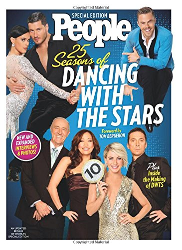 Read Online PEOPLE 25 Seasons of Dancing with the Stars PDF
