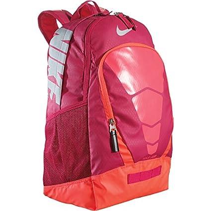 pink nike vapor max air backpack