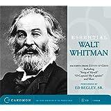 Essential Walt Whitman CD (Caedmon Essentials)