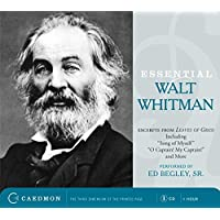 Essential Walt Whitman CD (Caedmon Essentials)