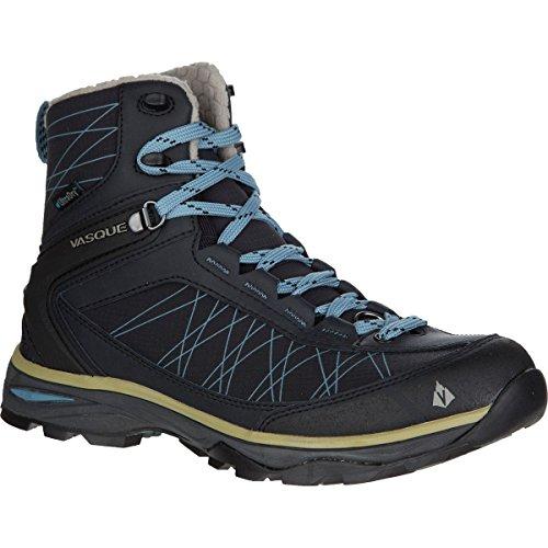 Vasque Women's Coldspark UltraDry Snow Boot,Magnet/Provincial Blue,8 M US