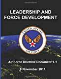 Leadership and Force Development, US Air Forces, 1490495967