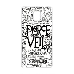 Pierce the veil Cell Phone Case for Samsung Galaxy Note4