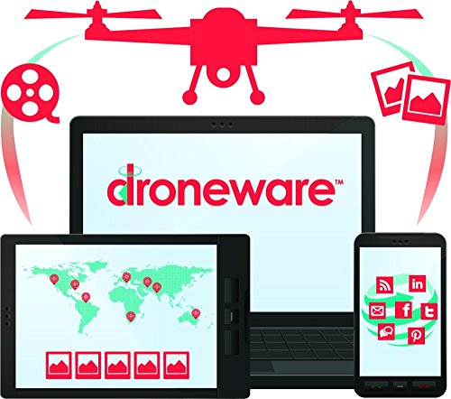 Store, Manage and Share Drone or Cell Photos and Video in the AWS Cloud: Droneware SaaS GeoCMS 90 Day Free Trail