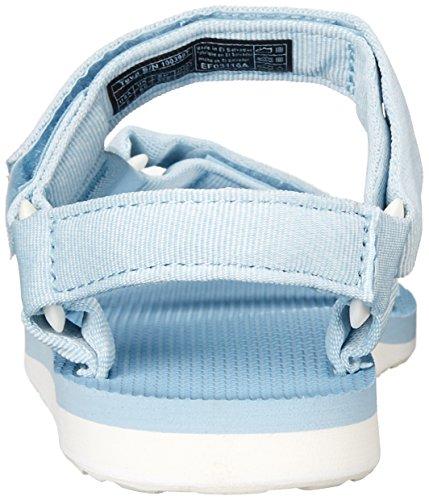 Teva Women's Original Universal Sports and Outdoor Sandal Blue - Blau (Marled Blue 691) dgavp