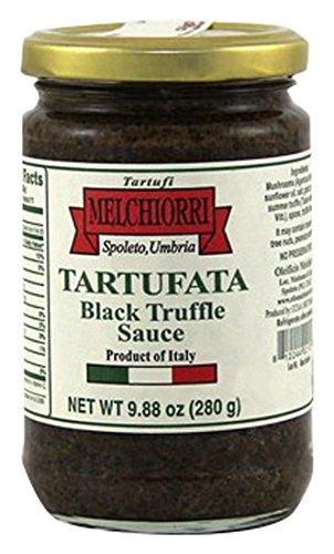 Melchiorri Tartufata Black Truffle Sauce, 9.88 Ounce