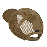 Helikon-Tex Headgear, Baseball Mesh Cap Olive Green