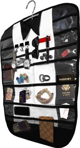 The Butler – Organizer for MEN - Ties, Belts and All Accessories in One Place