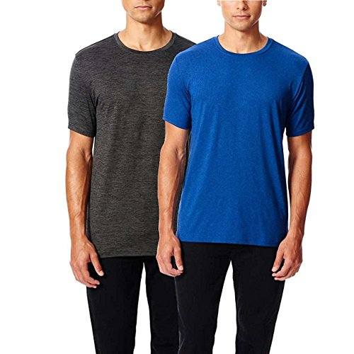 32 Degrees Weatherproof® Men's Cool Tee Short Sleeve, Crew Neck, Quick Dry, Anti odor