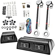 2x Car Window Automatic Power Kit Electric Roll Up For Ford Aerostar Bronco Cougar Courier Crown Victoria