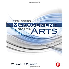 Management and the Arts, 5th Edition