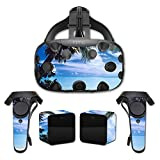 MightySkins Skin Compatible with HTC Vive Full Coverage - Beach Bum | Protective, Durable, and Unique Vinyl Decal wrap Cover | Easy to Apply, Remove, and Change Styles | Made in The USA