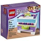 LEGO Friends 40266 Storage Box Building Kit (105 Piece)