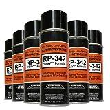 Cosmoline RP-342 ''Heavy'' Rust Preventative Spray (Military-Grade) 12-Cans