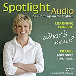 Spotlight Audio - Learning English. 7/2011