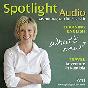 Spotlight Audio - Learning English. 7/2011 Hörbuch