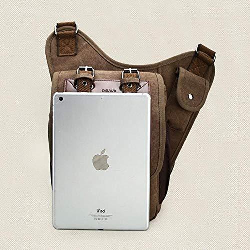 Mangetal Top Bag Size Black handle Men's One rSqBxO5rw