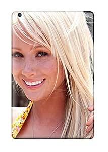 New Sara Jean Underwood Smiling Protective Ipad Mini/mini 2 Classic Hardshell Case