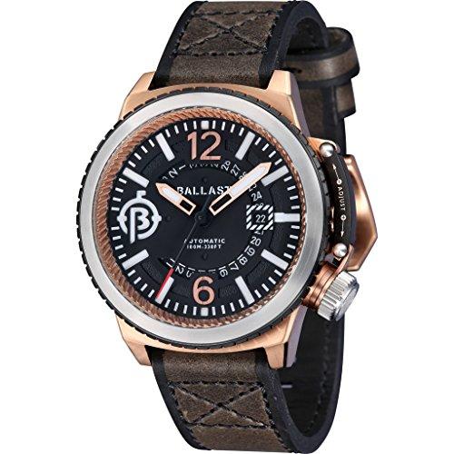 Ballast Trafalgar Automatic Watch with Unique Bezel System BL-3133-02